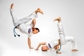 Capoeira: Music, Dance, Martial Art (Grades 3-5)