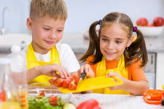 Kids Cooking Class: Healthy Cooking Fun