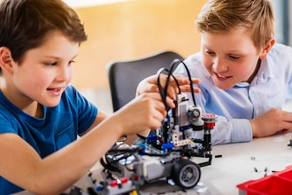 Mad Science: Introduction to Robotics! (Grades 3-5)