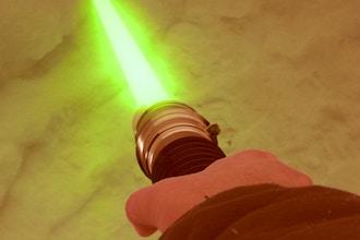 Jedi Light Saber Training Camp (Grades 1-3)
