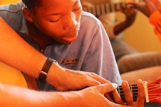 Kids Rock: Guitar Camp (Grades 3-5)