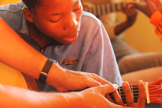 Kids Rock: Guitar Camp (Grades 3-5)
