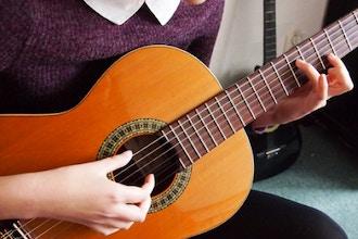 Kids Rock: Intro Guitar Camp-Crash Course (Grades 3-5)