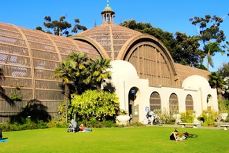 San Diego Excursion: Balboa Park & Natural History