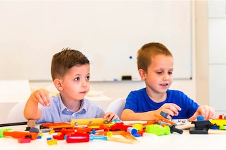 Intro to STEM with LEGO (Grades 1-2)