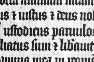 Textura: It's Not All Old English - Calligraphy &