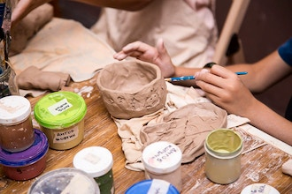 Adventures in Clay I (Ages 9 - 14)