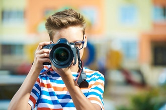 Digital Photography (Ages 9-16)