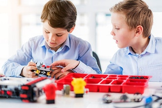 Lego Robotics II (Ages 9 - 14)