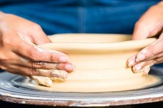 Ceramic Creations (Ages 9 - 14)