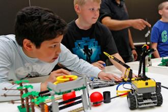 LEGO® Robotics (Ages 9-14)