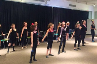Dance Intensive (Ages 9+)