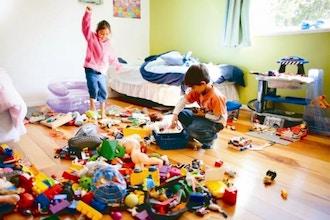 Parent/Child Space Management Workshops