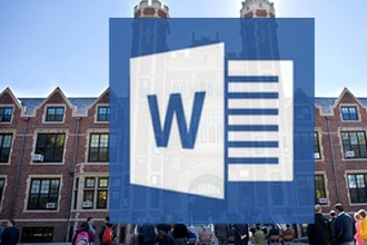 MOS Word 2016 Certification Prep & Exam