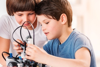 Tech Know Kid Lego Robotics
