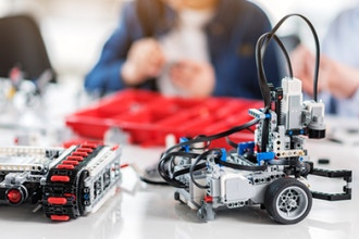 No Limits Lego Robotics