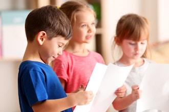 Junior Art & Literacy (Ages 5-7)