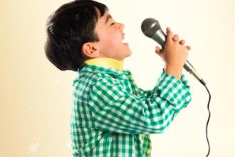 ACT – Voice Workshop (Ages 6-8)