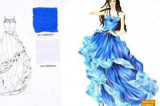 Portfolio Preparation For Fashion Design Fashion Design Classes New York Coursehorse Ashcan Studio Of Art