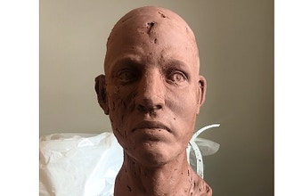 Introduction to Sculpture: The Self Portrait