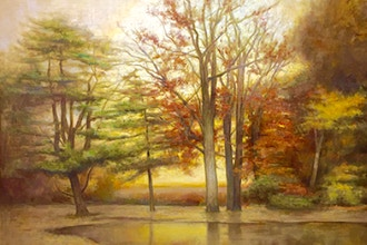 Landscape Painting with Watercolor - Landscape Painting