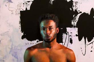Contemporary Portrait Painting