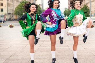 Introduction to Hard Shoe Irish Step Dance