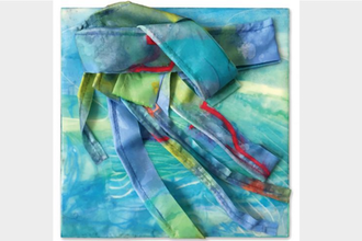 Moving Ahead with Encaustic