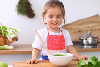 Cooking Workshops (ages 3 & 4)