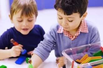 Winter Fun in French Day Camp Ages 3-4