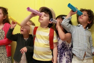 Summer Fun in French Day Camp: Ages 5-6