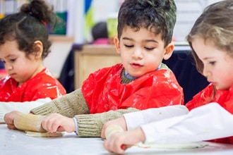 Do It Yourself Workshop (Ages 3-4)