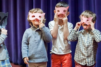 Theater Workshops (Ages 3 & 4)