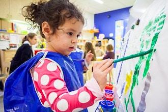 Arts & Crafts Workshops (Ages 2 & 3)