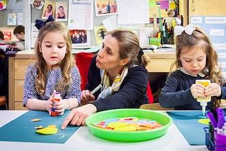 Arts & Crafts Workshops (Ages 3 & 4)