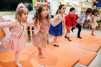 Creative Movement Workshop (Ages 3 & 4)