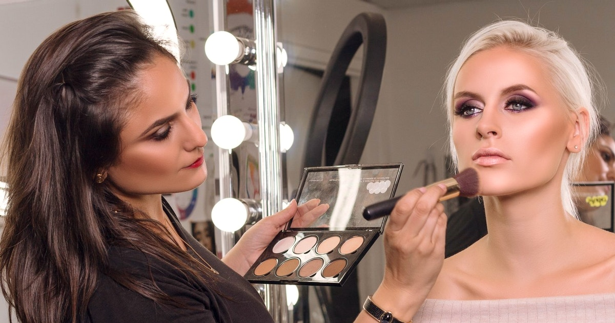 Intensive 4 Week Makeup Program For Beginners Makeup Classes