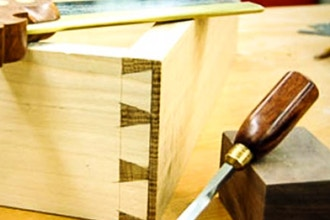 Hand Cut Dovetails Workshop