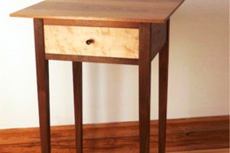 Woodworking II: Shaker Side Table
