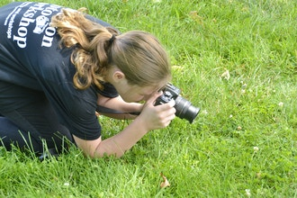 Remote Photo Camp for Teens