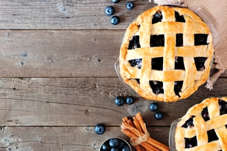Summer Fruit Pies