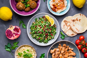 Essentials of Middle Eastern Cooking