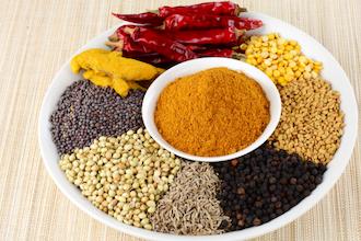 Spice Blends: Key Ingredient