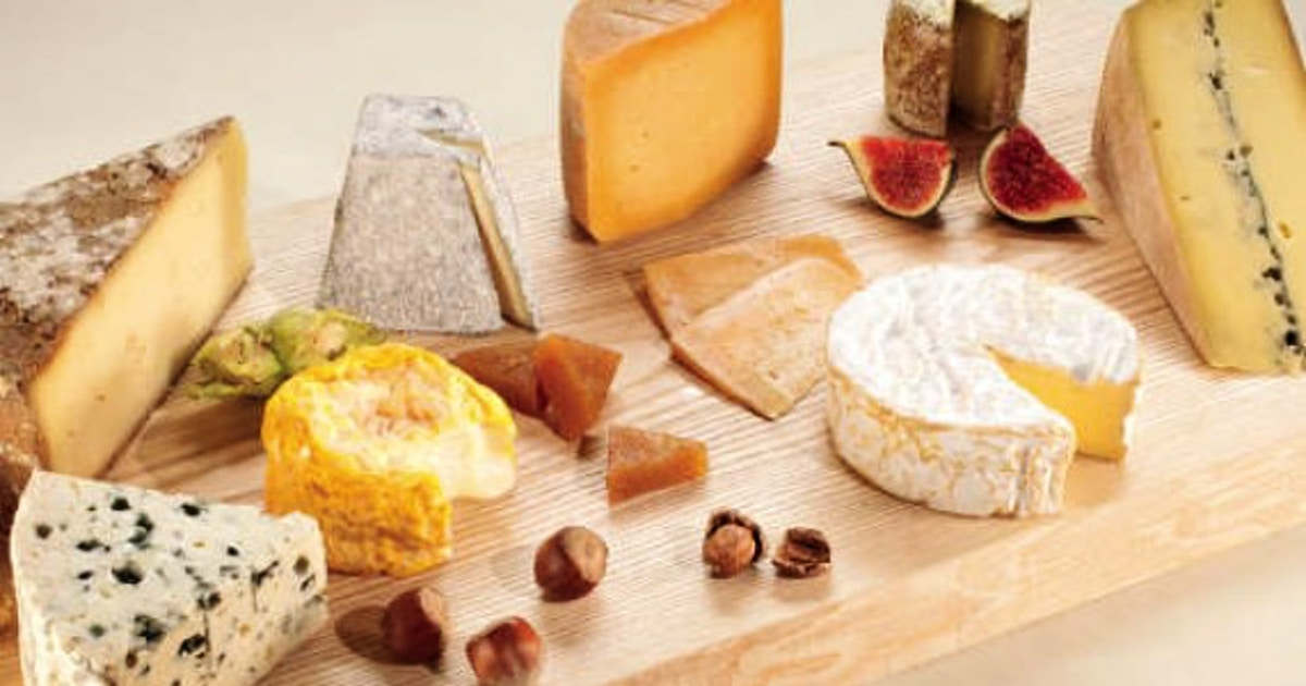 Fromages 101 French Cheese Board Cheese Classes New