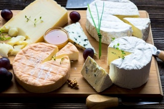 Fromages 202: Wine & Cheese Pairings