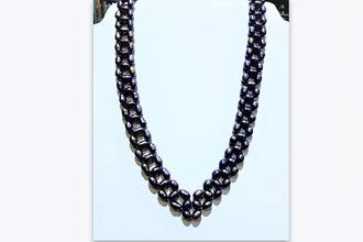 Ladder of Pearls Necklace