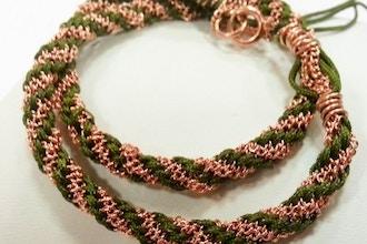 Kumihimo Bracelet