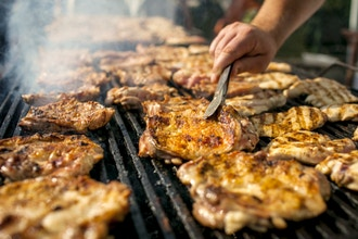 Take Me to Your Grill! A Summer Outdoor Grilling Class