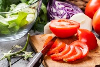 The Jealous Carnivore: Vegan Cuisine