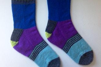 Socks - 2 @ a Time
